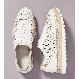Anthropologie Sabrina Espadrille Sneakers